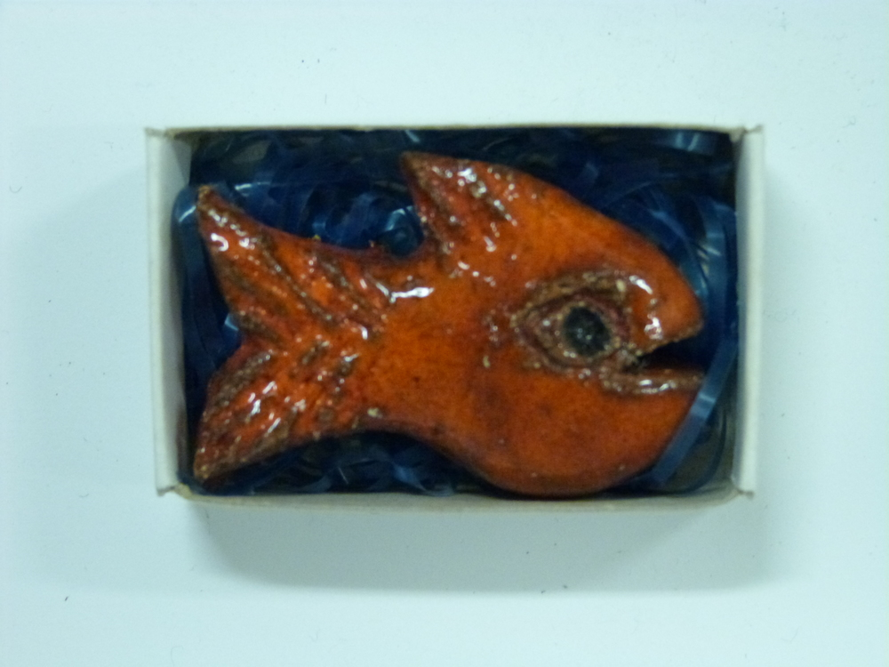 No 491 Lisa Johnson 'Goldfish'