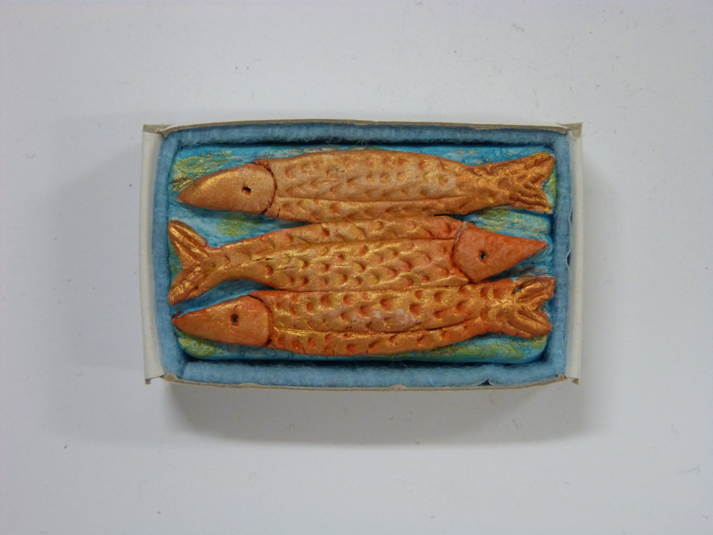 No 557 Ann Gunn 'Goldfish'