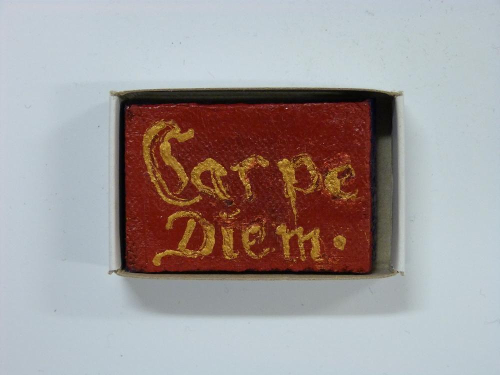 No 572 Oscar Gabe 'Carpe Diem'