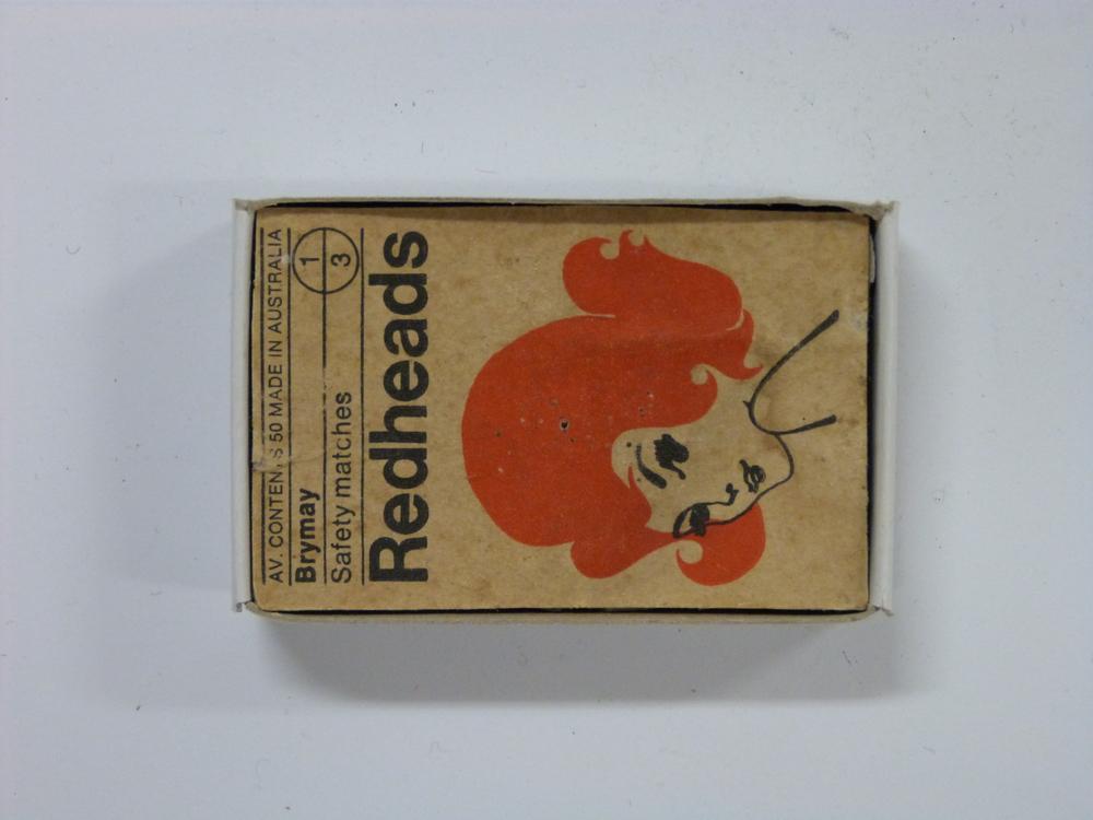 No 573 Katarina Irene 'Vintage Redhead'