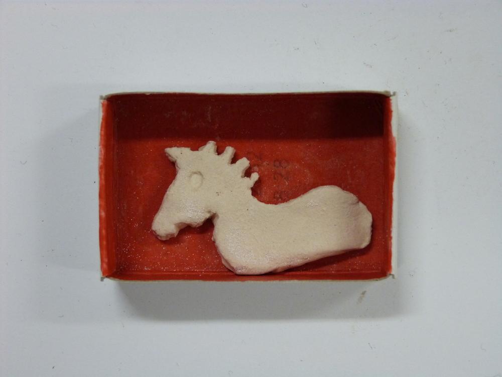 No 588 Kerrie Atkins 'Legless equus'