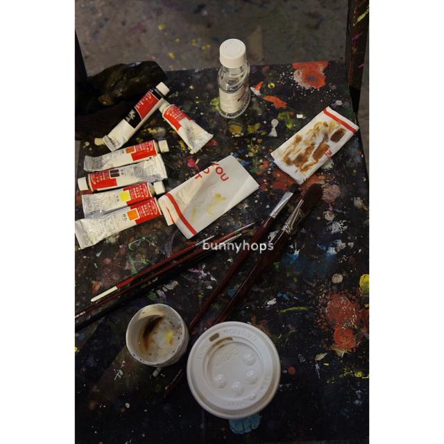 art jam paint