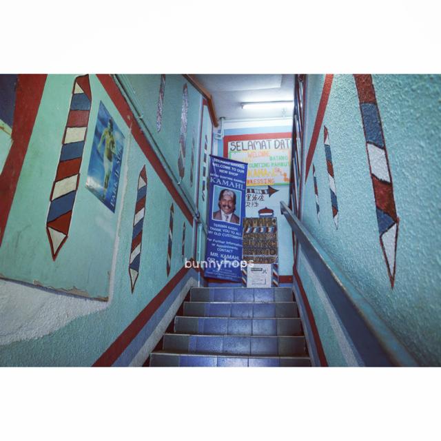 kamahl stairs