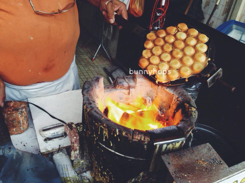 tai o egg waffles