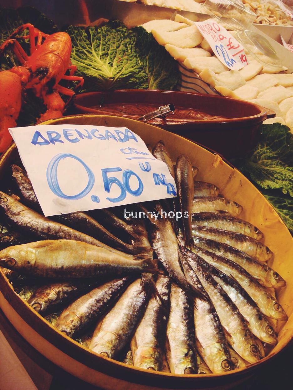 boquiera sardines