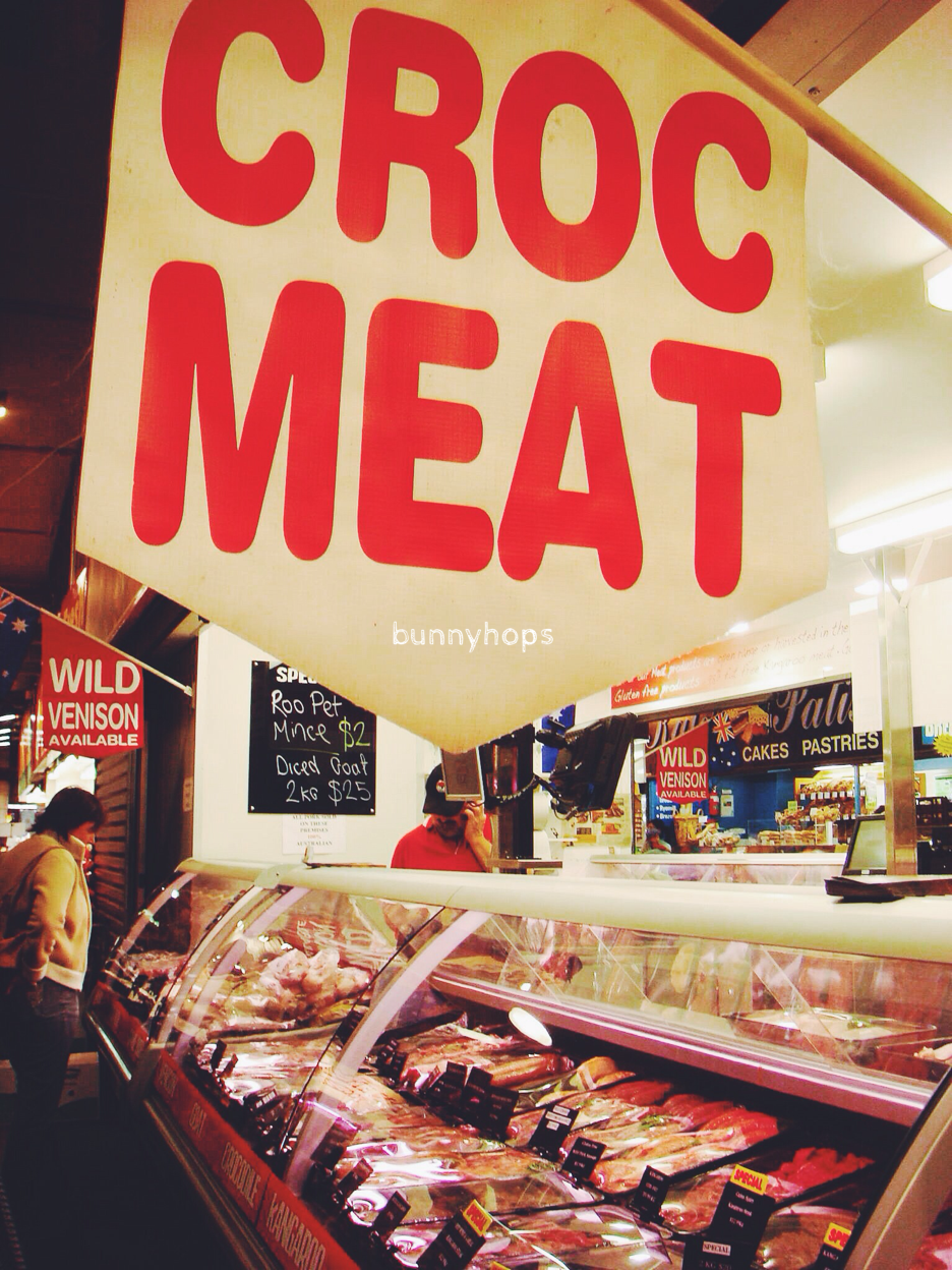 adel cm croc meat