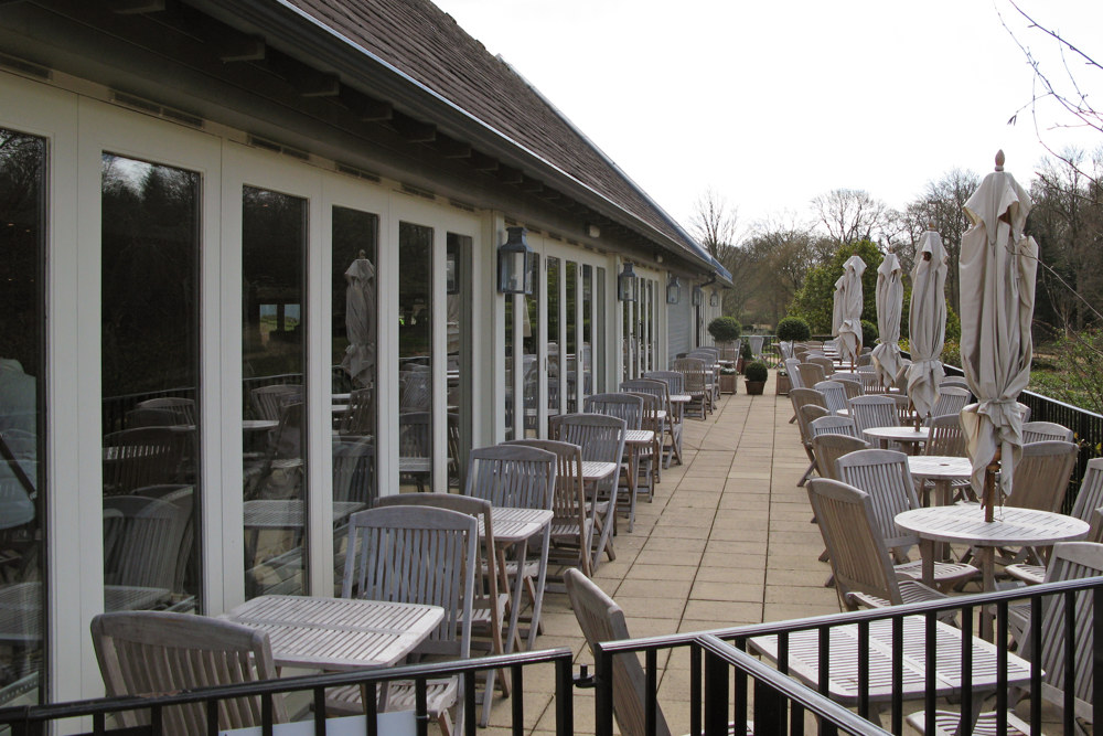 Betty's Tea Rooms @ RHS Harlow Carr, Harrogate