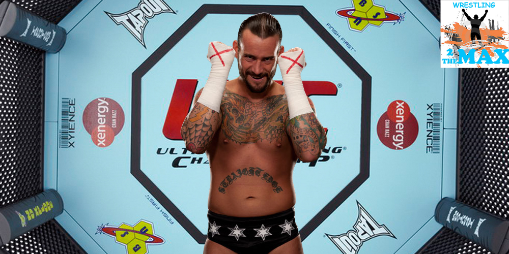 CM Punk to UFC! WWE TLC Preview! Listen to the W2M podcast inside!