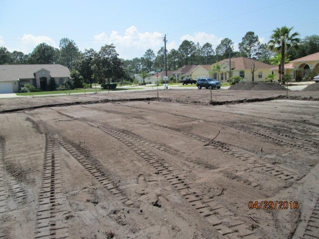 Auburn Custom Homes Pad Prep 1 Waterford Palm Coast Florida 2.JPG