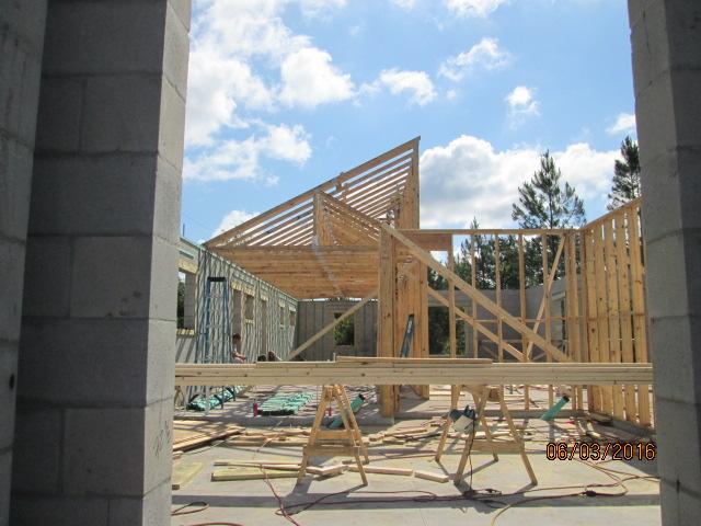 Auburn Custom Homes Framing  1 Waterford Palm Coast Florida 2.JPG