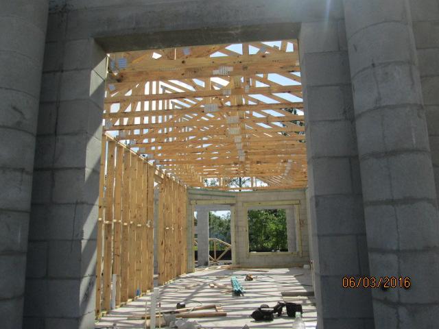 Auburn Custom Homes Framing  1 Waterford Palm Coast Florida 4.JPG