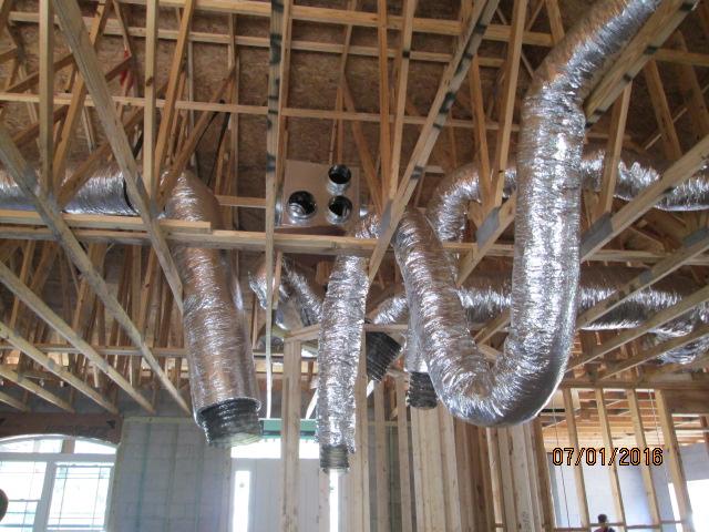 Auburn Custom Homes HVAC Going in.JPG