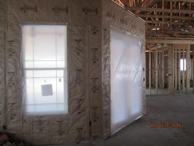 Auburn Custom Homes Palm Coast Insulation 2.JPG
