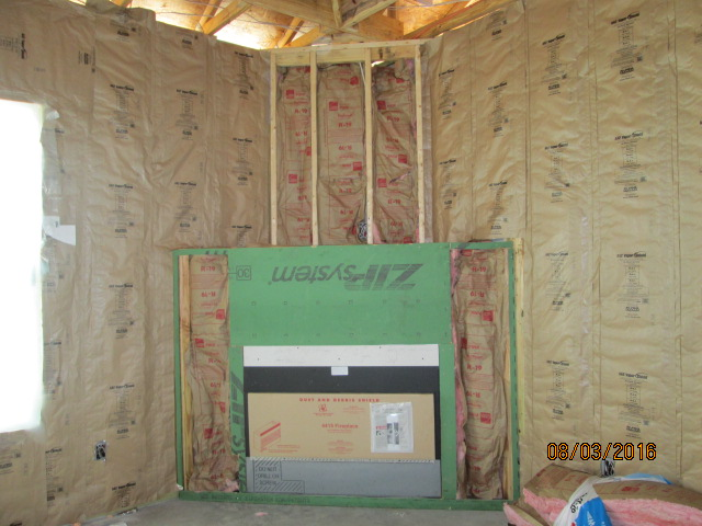Auburn Custom Homes Palm Coast Insulation 1.JPG