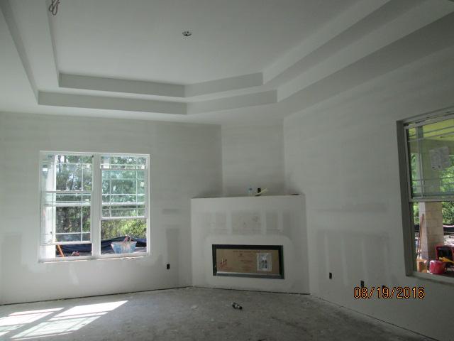 Auburn Custom Homes Palm Coast Drywall 1.JPG