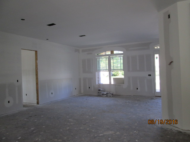 Auburn Custom Homes Palm Coast Drywall 2.JPG