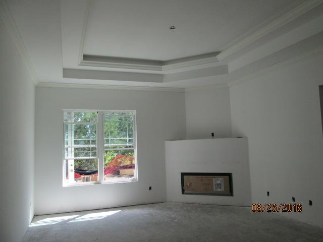 Auburn Custom Homes Palm Coast Drywall finish 2.JPG