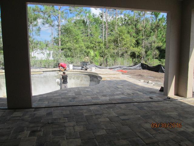 Auburn Custom Homes Palm Coast  Lanai Pavers 3.JPG