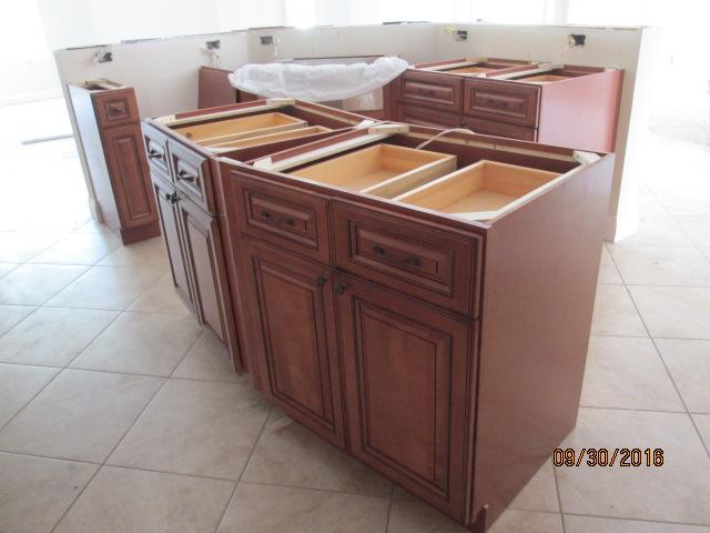 Auburn Custom Homes Palm Coast Kitchen Cabinets 3.JPG