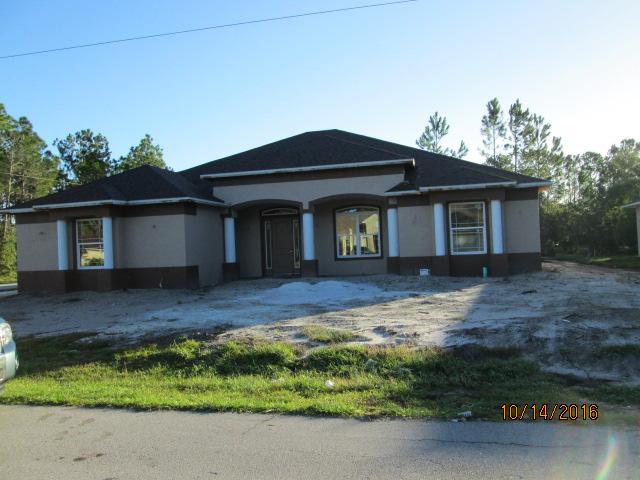 Auburn Custom Homes Palm Coast Exterior Paint 1.JPG