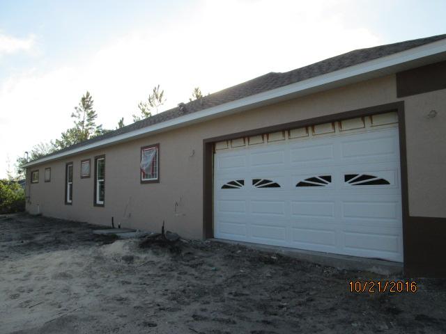 Auburn Custom Homes Palm Coast Garage Door..JPG