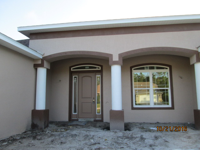 Auburn Custom Homes Palm Coast Soffit 1.JPG