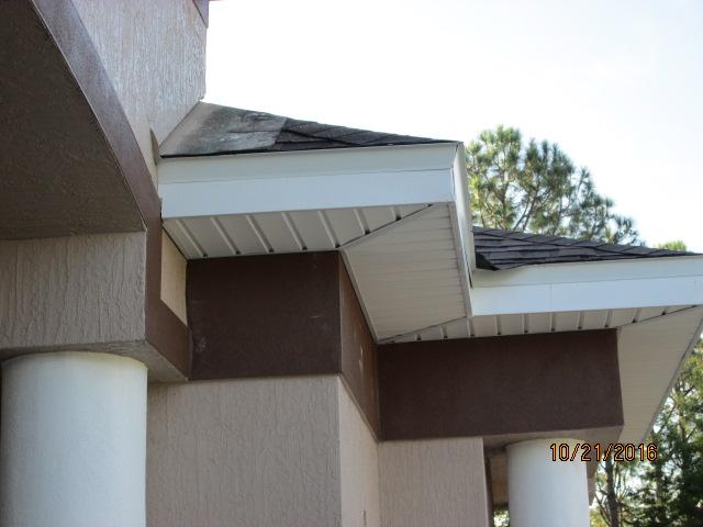 Auburn Custom Homes Palm Coast Soffit.JPG