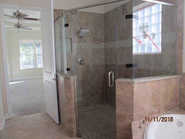 Auburn Custom Homes Palm Coast Master bath enclosure 1.JPG