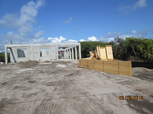 Auburn Custom Homes Palm Coast Block Completed.JPG