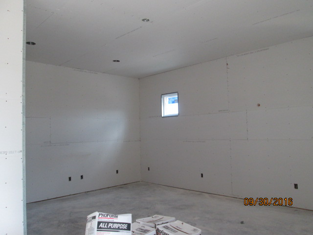 Auburn Custom Homes Palm Coast Florida  Drywall 3.JPG