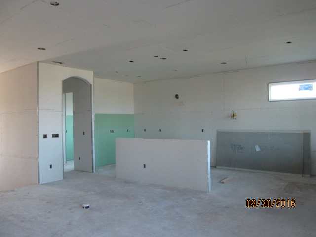 Auburn Custom Homes Palm Coast Florida  Drywall 7.JPG