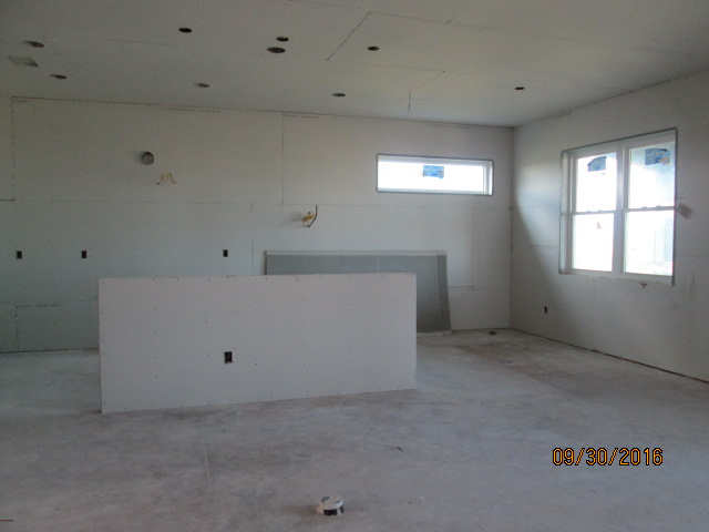 Auburn Custom Homes Palm Coast Florida  Drywall 10.JPG