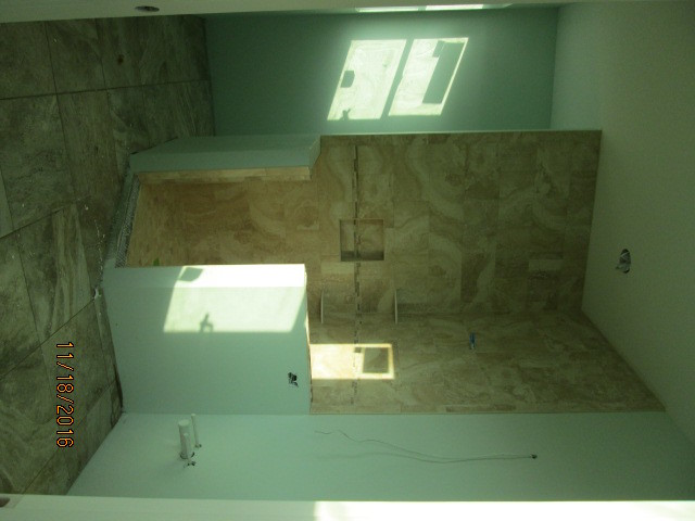 Auburn Custom Homes Palm Coast Florida Master Bath Tile.JPG
