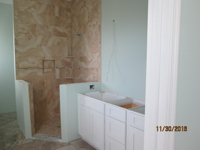 Auburn Custom Homes Palm Coast Florida Master Bath Cabinets 1.JPG