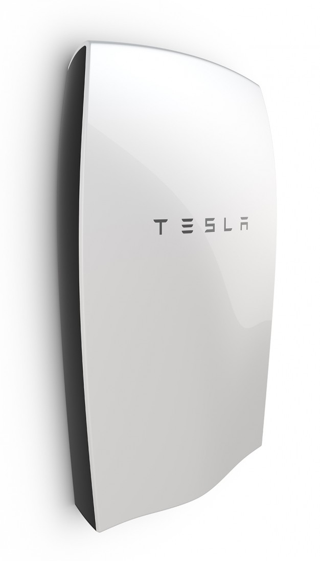 Bild: Tesla Motors (Tesla Energy) [ CC BY 4.0 ], via  Wikimedia Commons