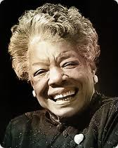 Poetry Friday: Maya Angelou