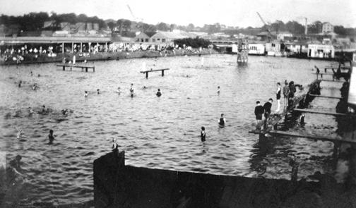 Stoke Bathing Place