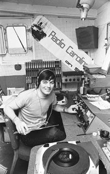 Tony Blackburn 1965.