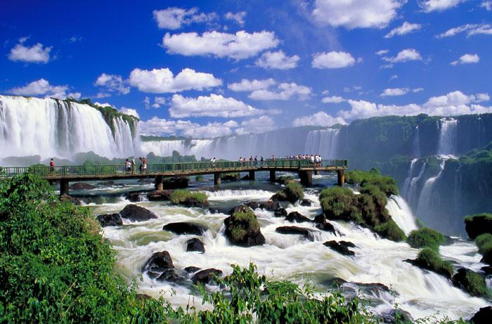 Iguazu Falls, Argentina & Brazil border