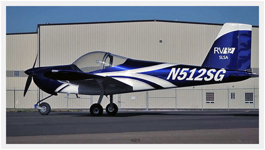 Vans Aircraft Completed RV-12