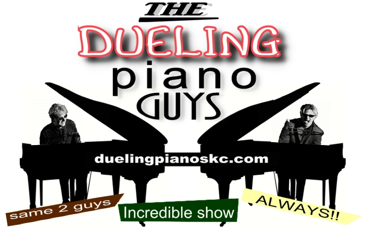 the dueling piano guys