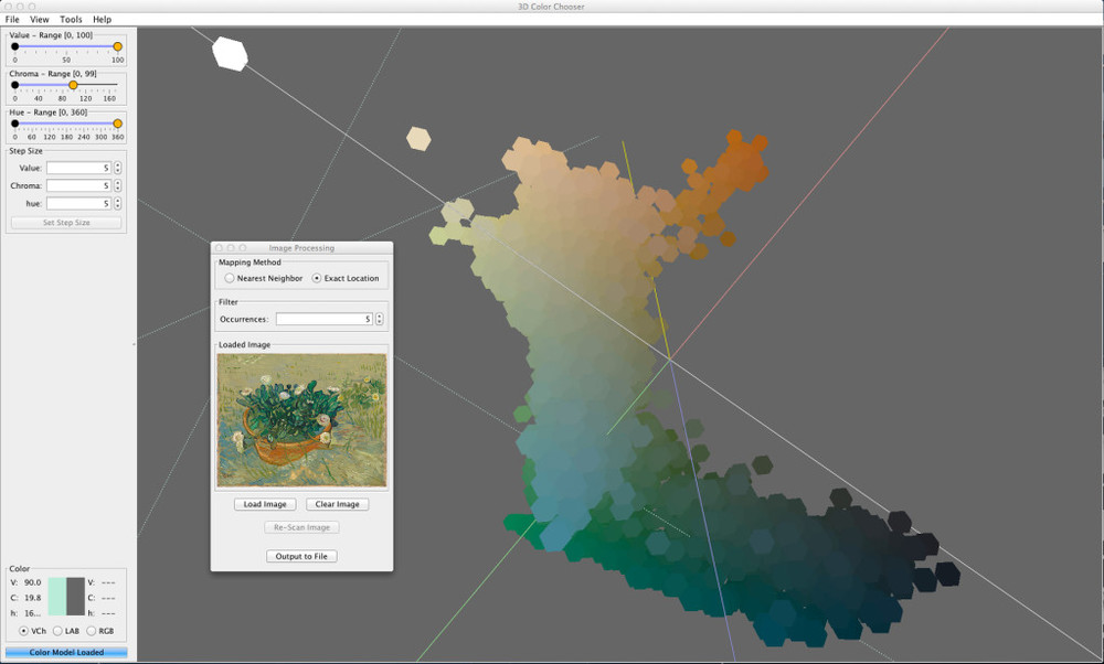 Wired Article On D Color Mapping Software MAPPING COLOR - 3d mapping software