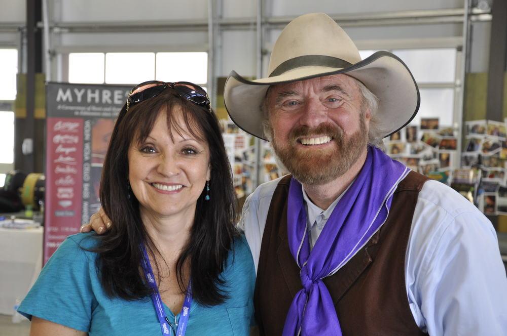 Jeannette Sinclair & Michael Martin Murphey - 2012