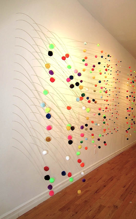 Flock III,    Speaking in Tongues , Art in Flux Gallery, NYC, NY