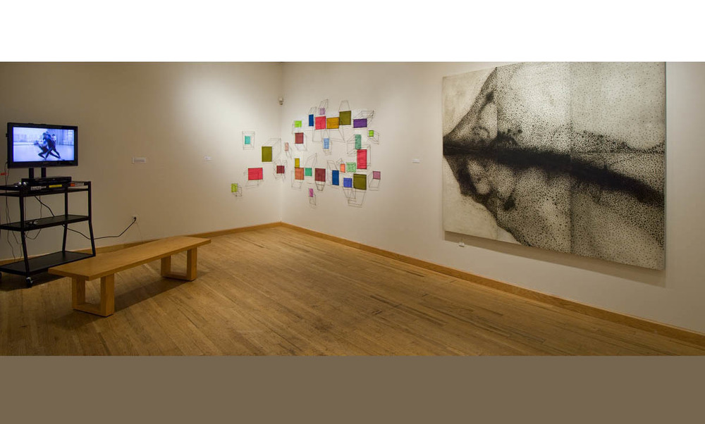 Ground Truth: Mapping the Senses/ Charting Experience  , Housatonic Museum, CT