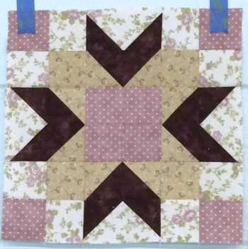 Jelly Roll Sampler block 11