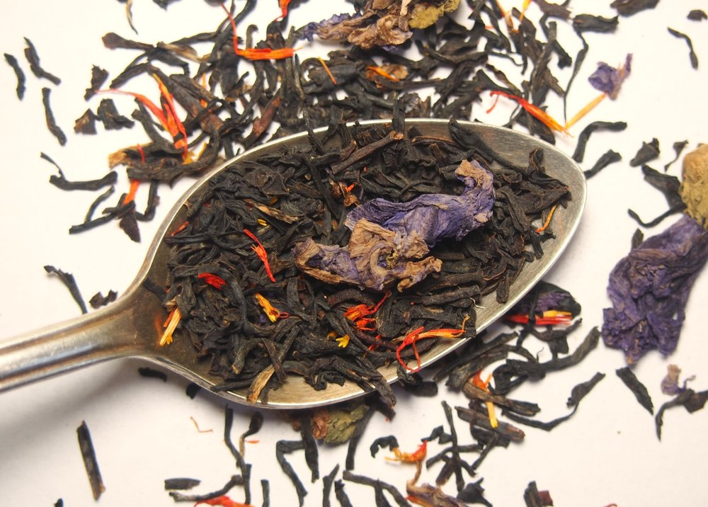 House Blend Black Tea; photo courtesy  plumdeluxe.com .