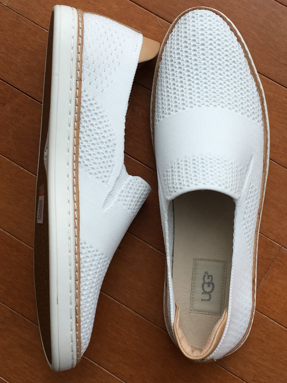 Ugg pull-on sneakers