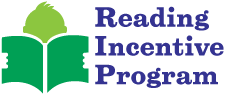 West Vincent Elementary's Reading Incentive Program logo
