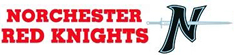Norchester Red Knights Football logo